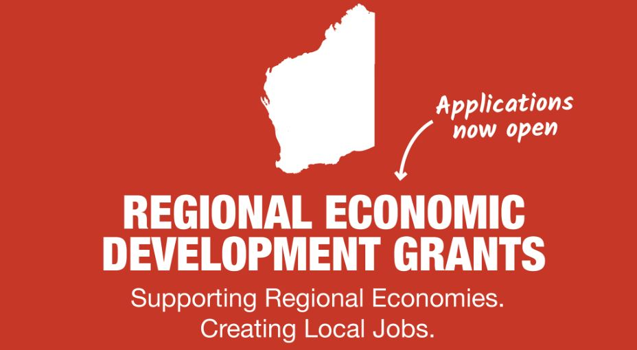Applications OPEN: RED Grants